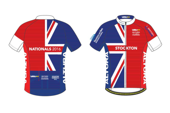 Nationals Jersey