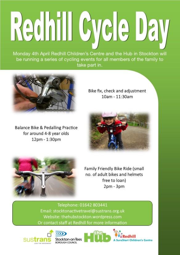 Bike day Redhill