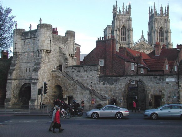 bootham bar York
