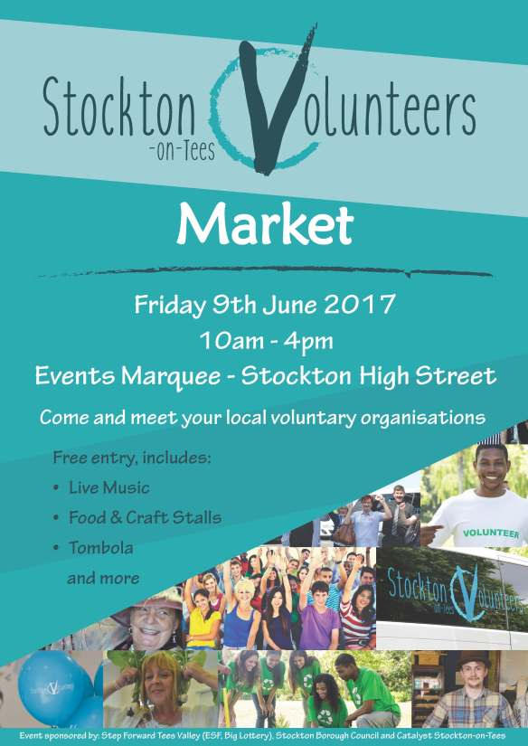 Volunteer Market Poster 17